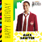 Happy Birthday @AJSawyer!! Hope you had aweslime day today!! (picture from Nickelodeon Asia on Facebook)