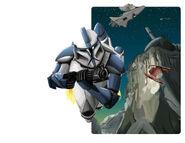 Sergeant Booster Jetpack Artwork