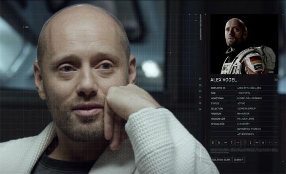 Alex Vogel