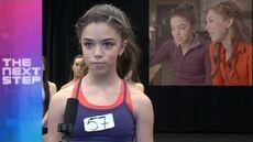 The Next Step - Shelby Bain & Alex Chaves React to Season 4 Auditions