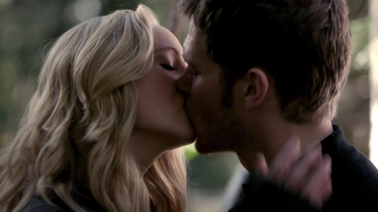 Klaus And Caroline The Originals