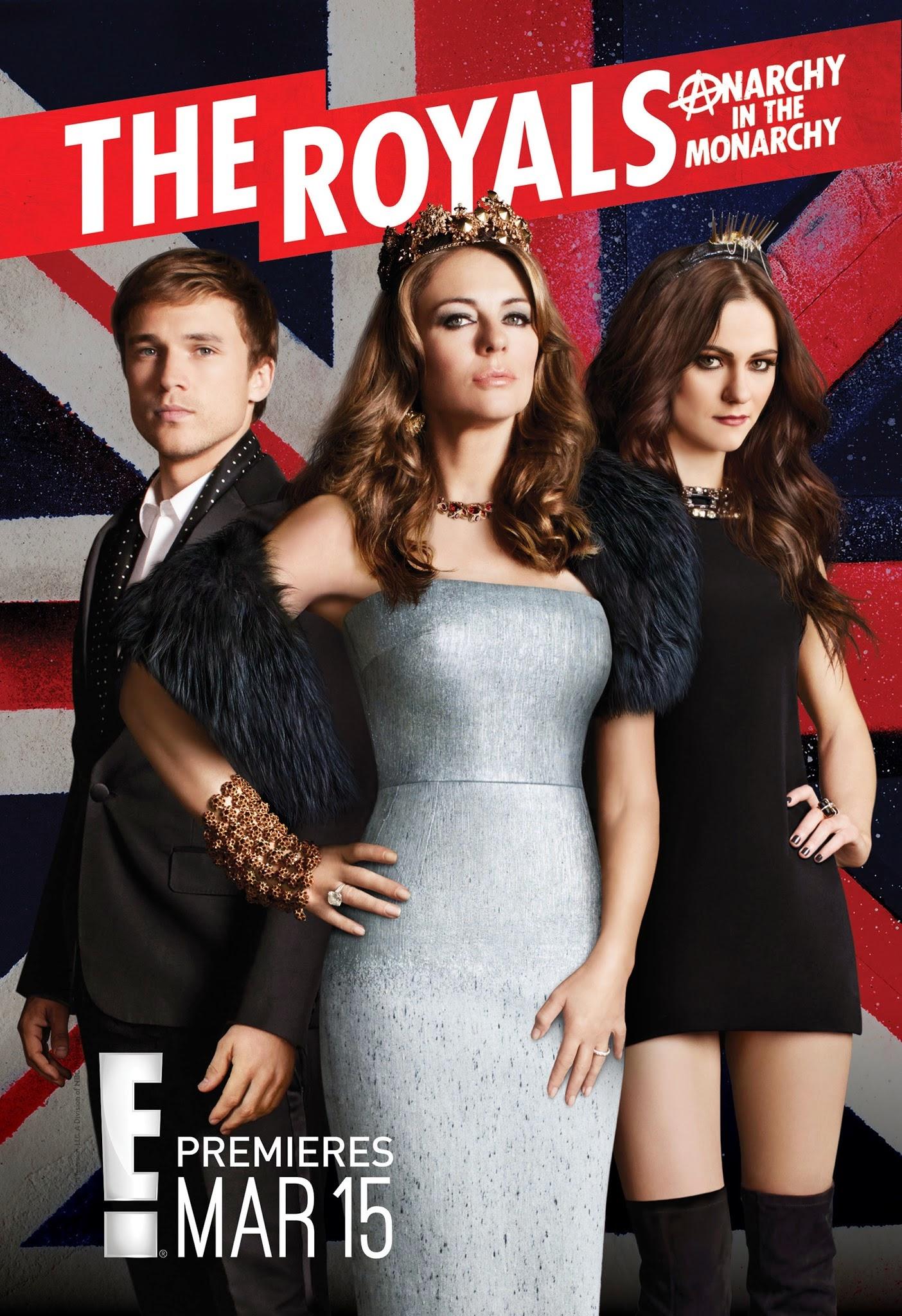 Výsledek obrázku pro the royals plakát