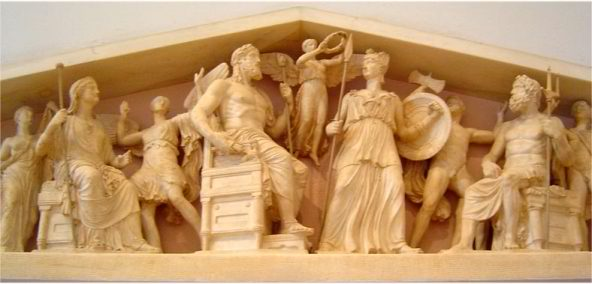 a history of pantheon in greek history Information on history of ancient greece minoan, neolithic period, bronze age, mycenaean , dark ages, archaic, classical and hellenistic period and other ancient.