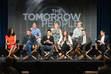 Tomorrow People 2013 Summer TCA Tour 01