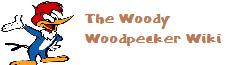 Woody Woodpecker Wiki Logo