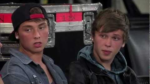 Meet Emblem3 - THE X FACTOR USA