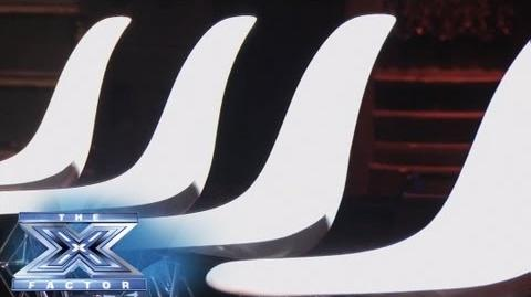 The Four Chair Challenge - THE X FACTOR USA 2013