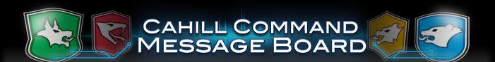 Message Board Logo