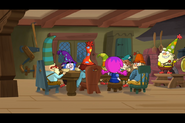 The Dwarf Glooms have Dinner with the 7D 23