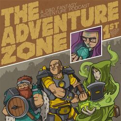 The Adventure Zone Flat 6