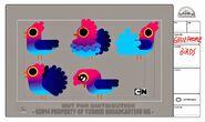 GB312People Birds