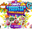 Crazy Character Creator Challenge
