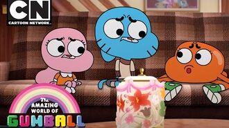 Gumball Butterfingers Cartoon Network