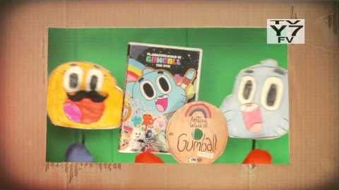 The Amazing World of Gumball The DVD Trailer