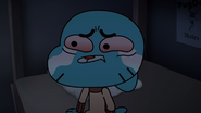 Gumball Watterson on The Shell 5