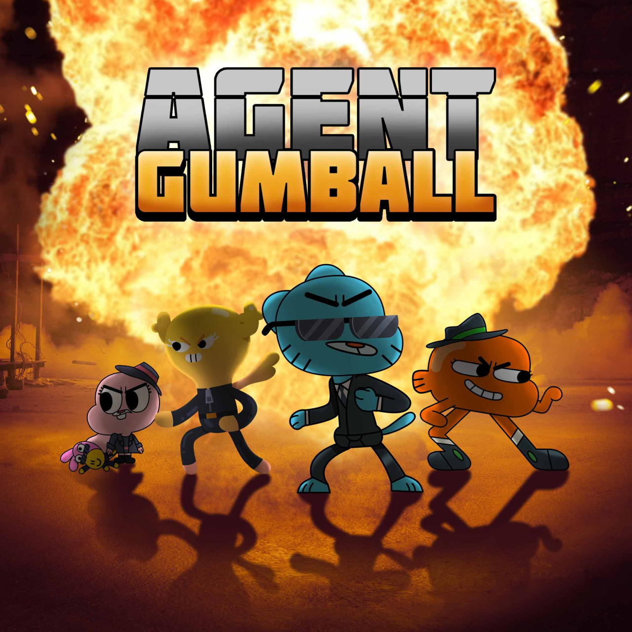 gumball the remote ending relationship