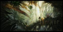 Alien jungle 2