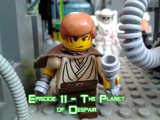 The Planet of Despair