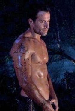 johnny messner shirtless