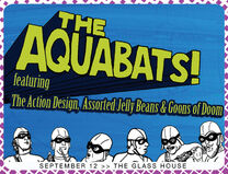 The aquabats flyer