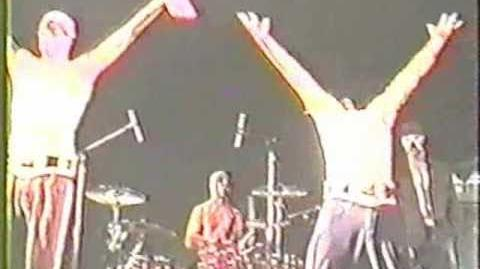 9. The Aquabats! Live in San Bernardino, CA 1997 - The Prince of Karate Vs. Kung Fu!