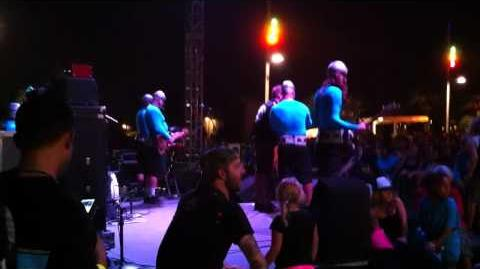 Aquabats Live - 8 30 12 - Hot Summer Nights (Won't Last Forever)