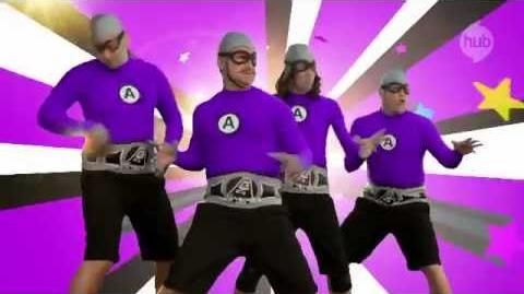 The Aquabats! Super Show! Premiere (Promo) - The Hub