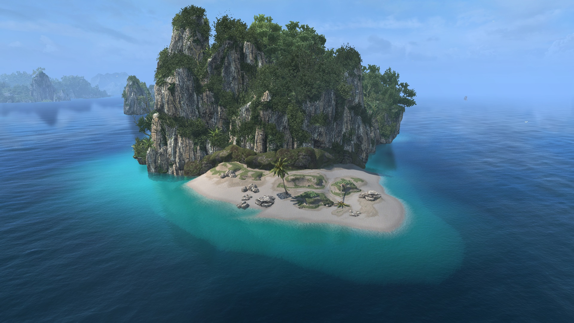 Mystery Island Assassin S Creed