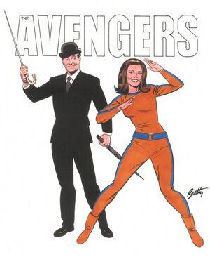 The Avengers Intro