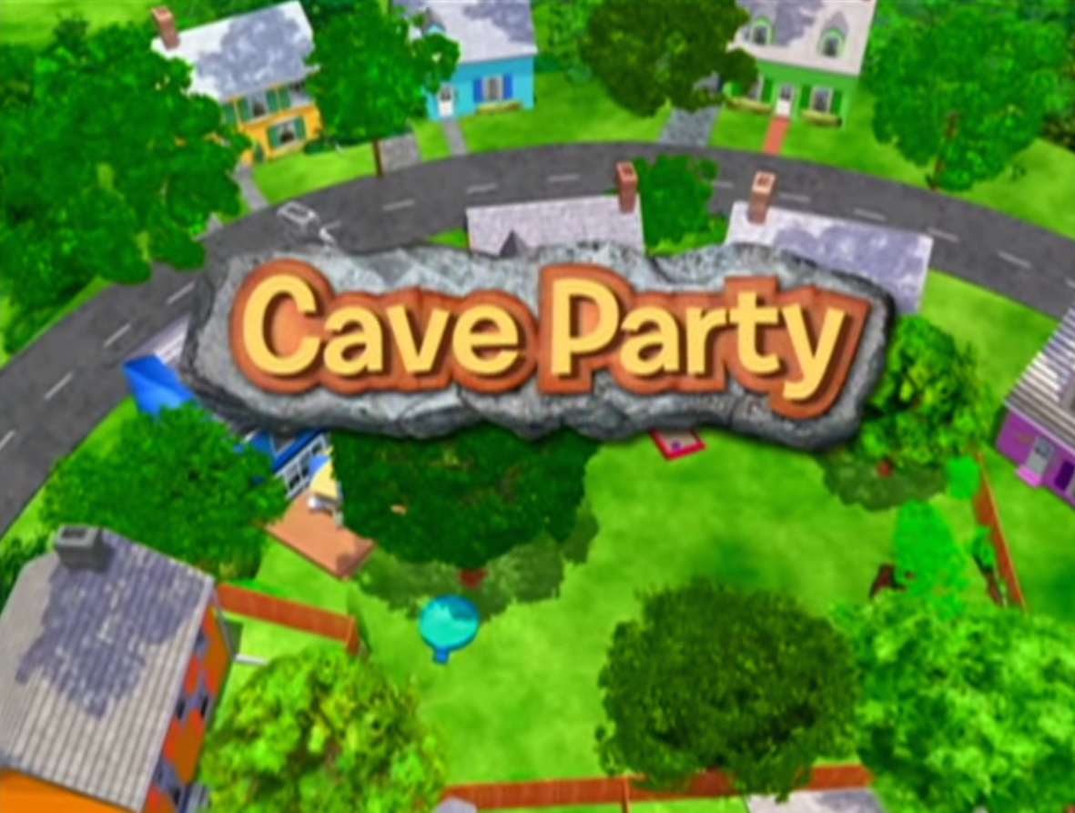 Cave Party  The Backyardigans Wiki  Wikia