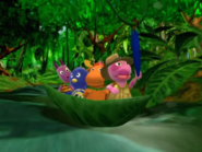 The Backyardigans The Heart of the Jungle Uniqua Pablo Tyrone Austin 8