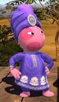 Miss Rhamaswami