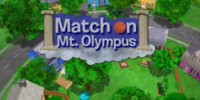 Match on Mt. Olympus