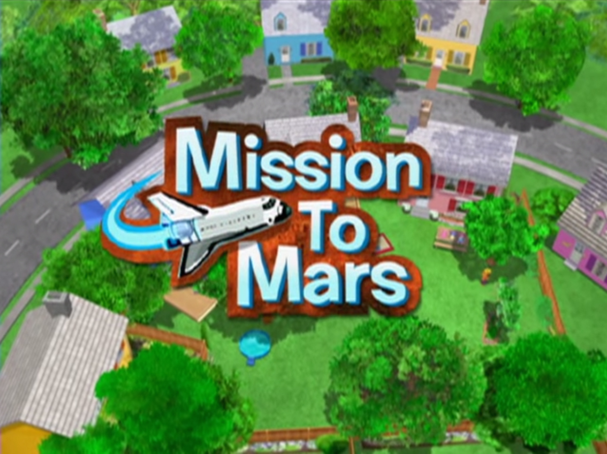 backyardigans mission to mars puzzles - photo #34