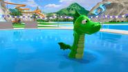 The Backyardigans Amazing Splashinis 12 Sea Monster