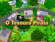O Jardim dos Amigos O Tesouro Pirata