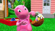 The Backyardigans Flower Power 1 Uniqua