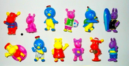 The Backyardigans Collection Bip Toys