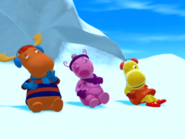 The Backyardigans The Yeti 17 Uniqua Tyrone Tasha