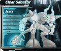 Clear SabatorLM's