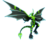 Darkus BlitzDragonoid