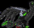 Corrupt Cyborg Avior (Bakugan Form)