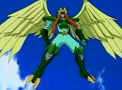 Strikeflier Bakugan Form