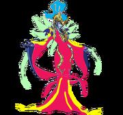 Princess karin gundalian form