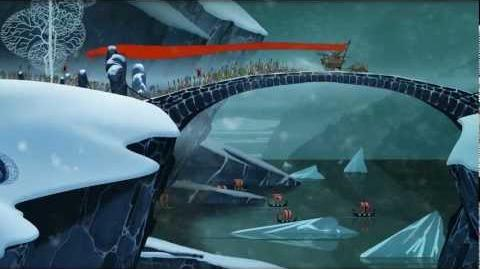 The Banner Saga Announcement Trailer