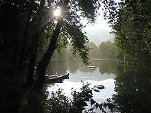 220px-Cowpasture River VA canoes