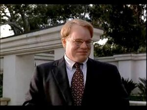 Philip Seymour Hoffman as Brandt