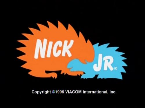 Nick Jr ID Porcupine 1997