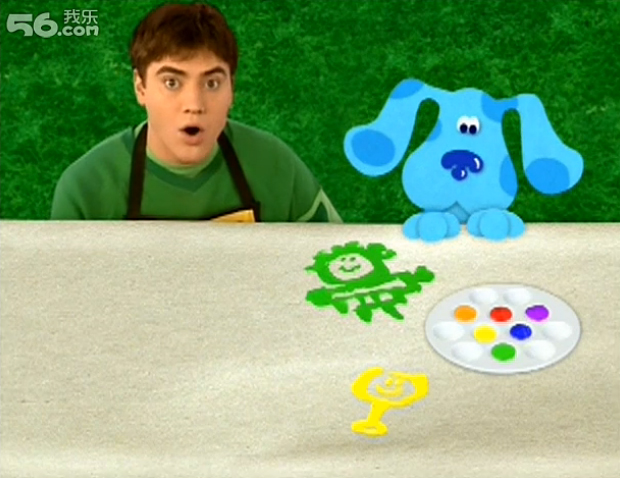 Image - Colors Everywhere 034.jpg | Blue's Clues Wiki ...