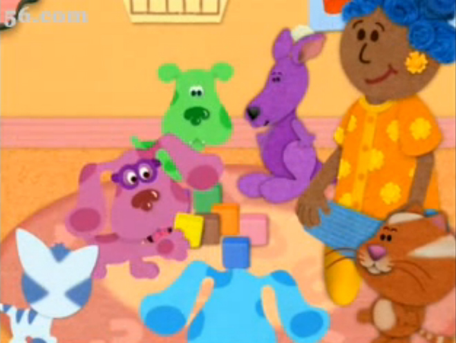 Image - Blue Takes You to School 038.jpg | Blue's Clues ...